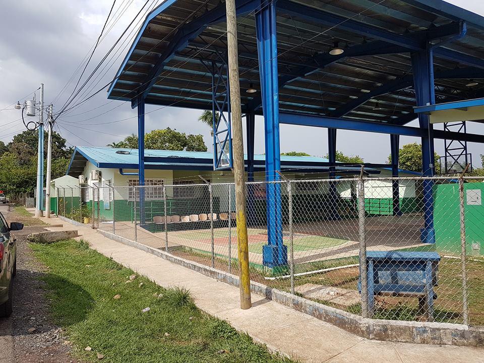 Clases suspendidas en la escuela Punta Delgadita.
