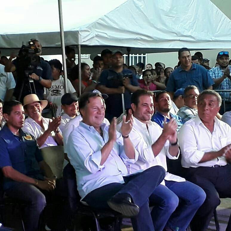 Gobierno Nacional Entrega Segunda Fase de Urb San Antonio