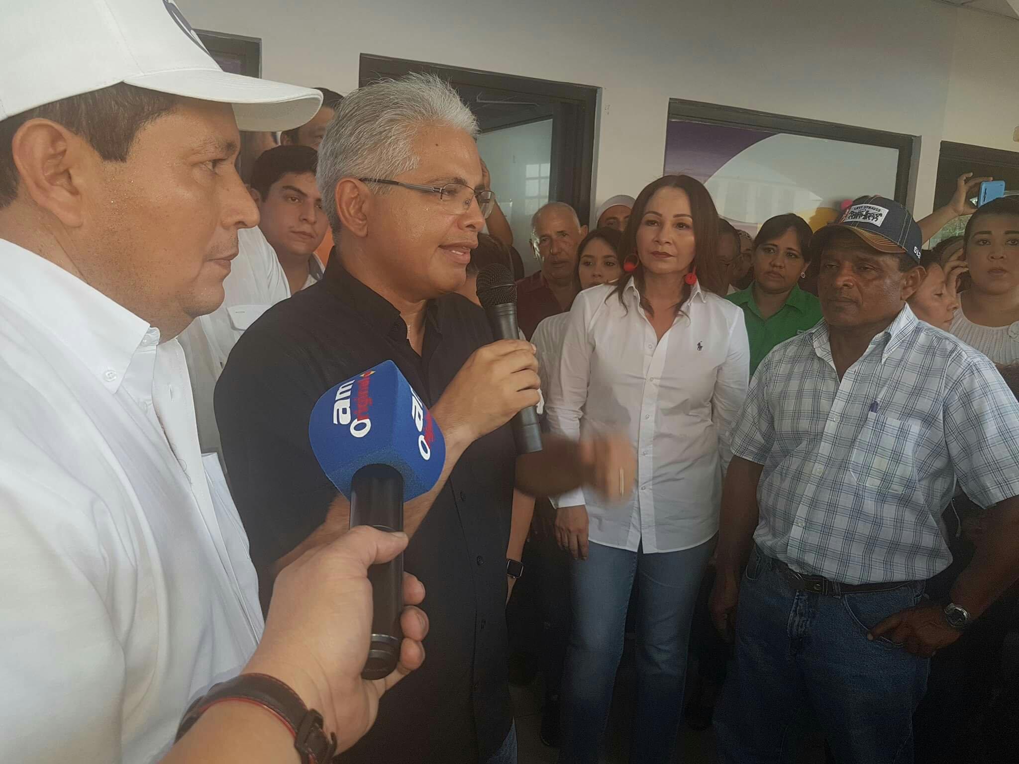 Postulaciones en el Partido Panameñista en Santiago